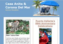 casa anita newsletter